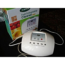Fruit & Vegetable Cleaner - White