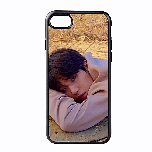 super popular c9bbd 3ffa0 KPOP Bangtan Boys BTS Cellphone Cover Case for iPhone 8