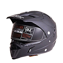 ECE Dual Lens Motorcycle Full Face Helmet Safety Racing Off Road for GDR-311-XL