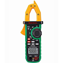 MASTECH MS2109A Auto Ranging Digital AC/DC Clamp Meter Multimeter
