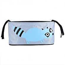 Cartoon Stroller Organizer Baby Storage Bag Pushchair Hanging Bottle Diaper Holder