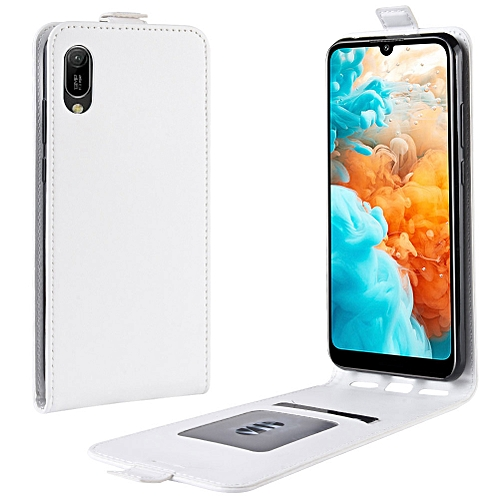 buy popular 4a612 bb6a9 HUAWEI Y6 Pro 2019 Case,Magnetic Flip Case with Card Slot