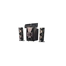 HS-403 3.1CH Multimedia Speaker System - Black