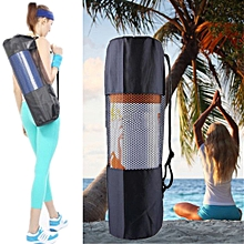 Yoga Mat Bag Portable Yoga Mat Bag Nylon Carrier Washable Adjustable Strap Carry