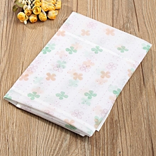 Printing Refrigerator Dust Cover Waterproof Container Small Things Storage Bag Clover