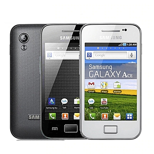 Samsung Galaxy Ace S5830i Mobile Phone - White