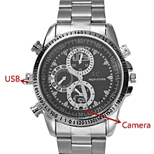 HD 1280*960 Spy Wrist 8GB DV Watch Video Hidden Camera DVR Camcorder Recorder