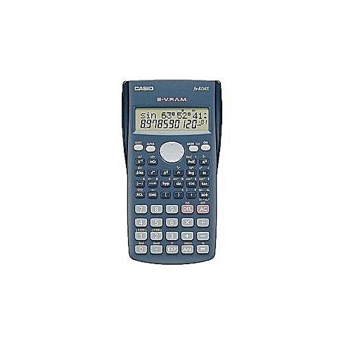 Fx82ms calculator - Grey