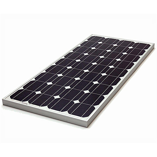 Chloride exide Solar Panel -100Watts - Black