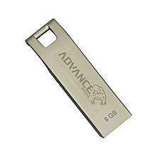 USB Flash Disk Advance - 8GB - Silver