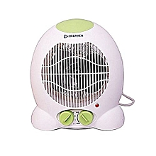Room Fan Heater With 2 Heat Settings & Cool Blow