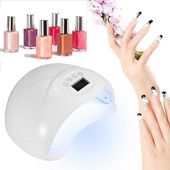Buy Zlime SUN5Plus Nail Lamp UV LED Nail Polish Dryer Light Drying ...