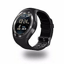 Y1 SmartWatch Touch Screen Support Micro SIM Card Fitness