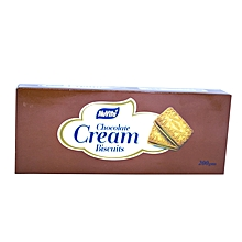 Magic Cream Choco Biscu200g