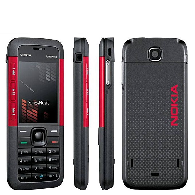 ... Nokia 5310 Xpress Music 2G Mobile Phone - Black ...
