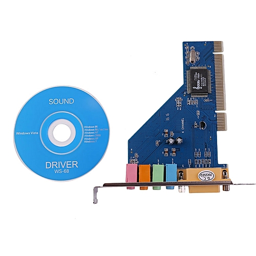 pci sound card driver ws-38