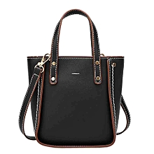 koaisd Fashion Women's Small Handbag Bucket Bag Messenger Bag Change Mobile Phone Bag