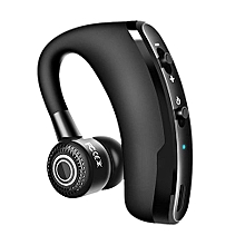 OR V9 Business CSR Bluetooth Headset Wireless Stereo Hands-free Headphone-black