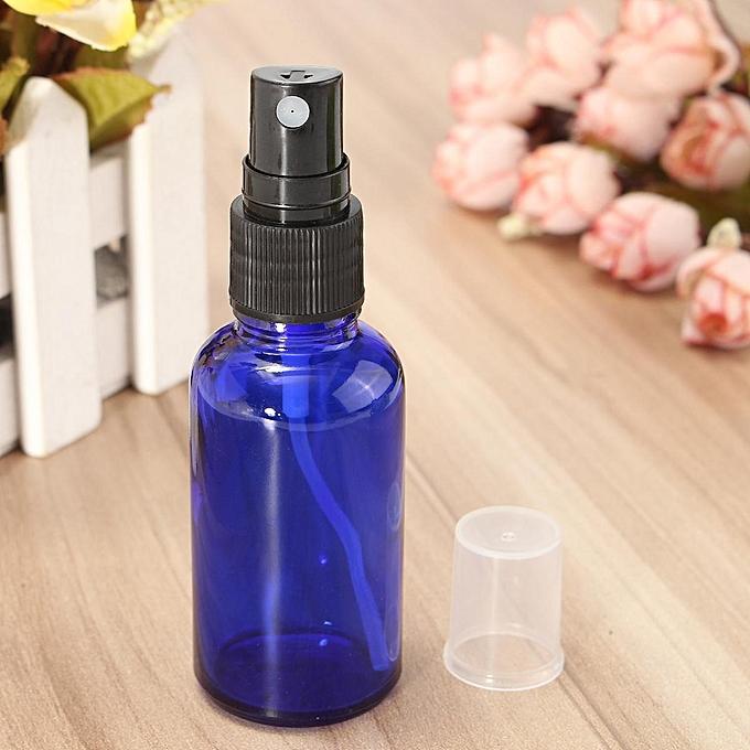 589f5ff44f42 30ml cobalt blue glass spray bottles aromatherapy essential oils (4 lot)