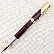 Elegant Beautiful Rollerball Pen Jinhao 9009 Claret & Golden