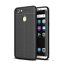 F5 Shock Proof Carbon Fiber Rugged Armor Soft Back CaseBlack