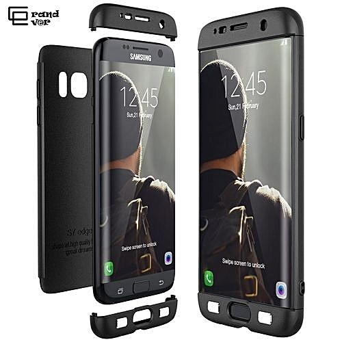 save off f8e7e d4ab0 Full Body Protection Phone Case for Samsung Galaxy S7 Edge 360 Degree