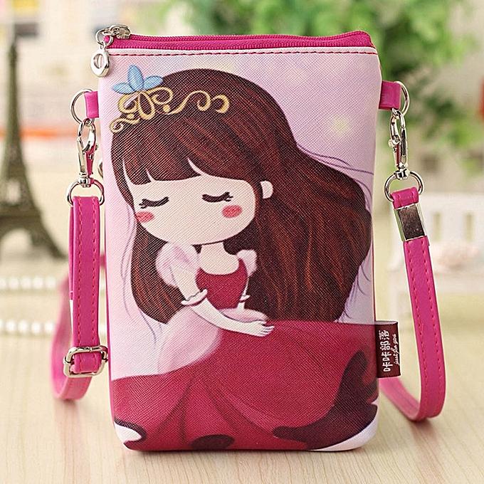 Bluerdream Shoulder Bags Women S Handbags Cartoon Kids Mini Crossbody Bag