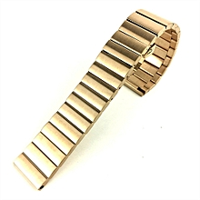 Stainless Steel Metal Clasp Smart Watch Band Strap For Samsung Gear S3 RG