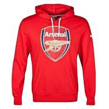 Hoodie - Size L - Red
