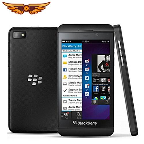 Z10 16GB + 2GB (Dual Core) - Black