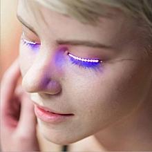 Lashes Interactive LED Eyelashes good for party bar Halloween