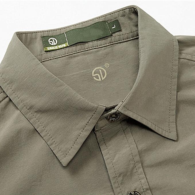 11fe8916441b ... Mens Summer Thin Anti-UV Long Sleeve Detachable Outdoor Quick-drying  Shirts