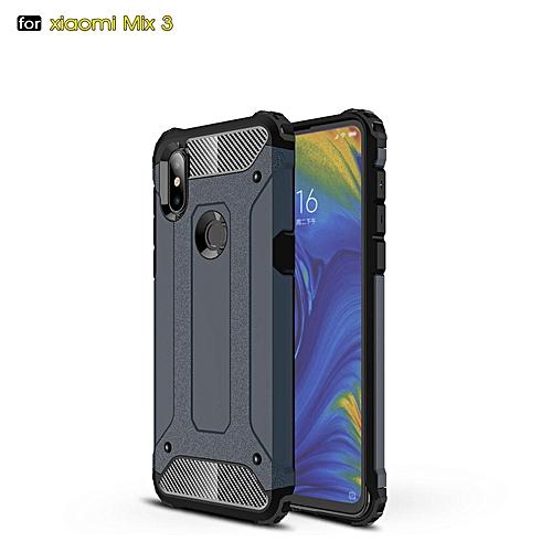 hot sale online 154b1 50648 Hard Armor Defender Case For Xiaomi Mi Mix 3