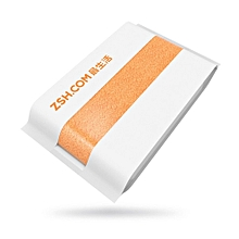 Home-Xiaomi ZSH Bath Towel Antibacterial Absorbent Beach Towel with Sealed Package*Orange
