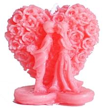Artisan Candle Pink Cake Topper - 60g