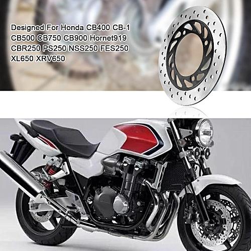 240mm Motorcycle Round Rear Brake Disc For Honda CB400 CB 1 CB500 CB750 CB900 Hornet919