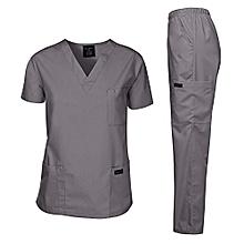 Medical Scrubs - Grey