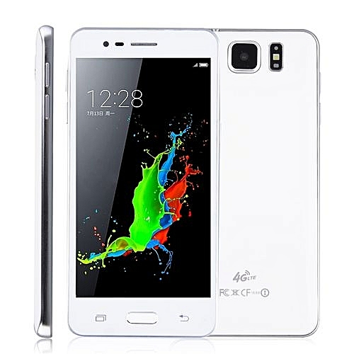 T5 5 0' Touch Screen Mobile Smartphone Dual Core 3G Wifi GPS 8G For Android