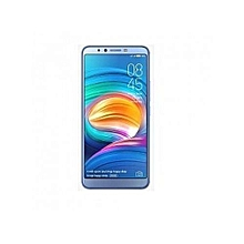 "Camon X Smartphone - [32GB - 3GB RAM] 4GLTE - 6.0"" - 20MP Selfie Camera -Dual SIM, BLUE"