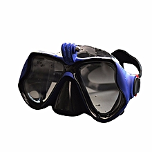 Anti Fog Diving Goggles Adult Snorkeling Goggles Mask Eyewear Tempered Glass Lens For Gopro Camera