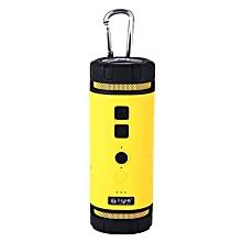 See Me Here BV350 Bluetooth 2.1 + EDR Speaker Water Resistant Sport Soundbox for Running / Riding