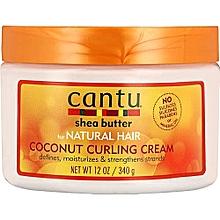 Hair Coconut Curling Cream -12oz