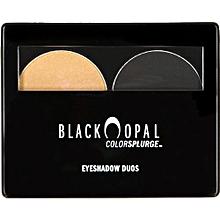 Color Splurge Eyeshadow Duo - Black Shock