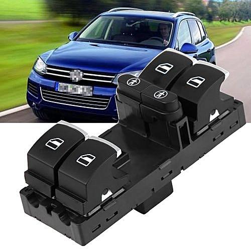 Front Left Power Master Window Switch For VW Sharan Touran Touareg Seat  Alhambra 7P6 959 857