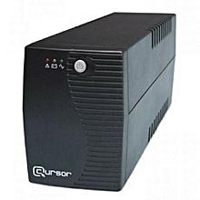 Backup UPS - 700VA - Black