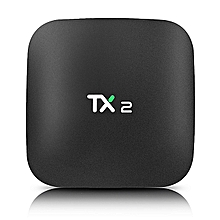 TX2 - R1 TV Box 2.4GHz WiFi 4K X 2K Bluetooth 2.0--1GB+16G