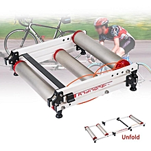 "Indoor Cycling Bicycle Stationary Roller Trainer Exercise Unviersal 21""-38"" Bike"