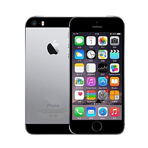 iPhone 5S - 64GB+1GB -8 MP- 4 Inch -Fingerprint unlock  Smart phone