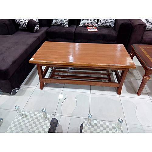 Generic Mahogany Coffee Table Best Price Online Jumia Kenya