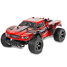 Shock Absorber / Impact-resistant PVC Shell Remote Control Vehicles-Red